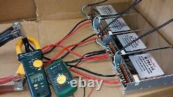 10-14V 50 Amp Stackable 100 Amps+ CB & Ham Radio Power Supply MegaWatt 28V 12V