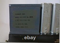1955 Aeroflex Dual Tube Power Supply Western Electric Tubes Amp Pre Amplifier