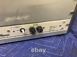 5 Astro Med Grass P511K AC PRE AMP AC/DC Strain Gauge Amp withRPS 107 Power Supply