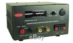 65 Amp WATSON Ham Radio Power Supply Power-Max-65-NF