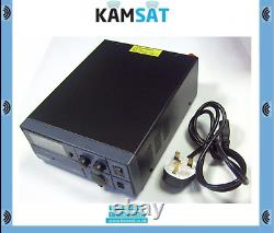 A High Power DC Sm-50 Regulated Switch Mode Power Supply Providing Up To 50amp
