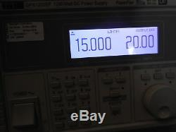 Aim-TTi QPX1200SP PowerFlex Digital Bench Power Supply 0.60V 0.50Amp 1.2kW