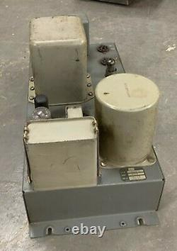 Ampex Electronics Record Amp Power Supply Tape Tube (Preamp, Mic Pre)4020238-1