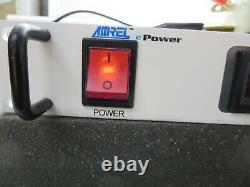 Amrel//Ametek, SPS40-30-0020, Adjustable DC Power Supply, 0-40 VDC, 0-30 AMP