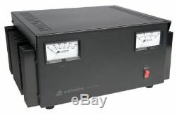 Astron RS-50M 50 Amp DC Power Supply withMeters