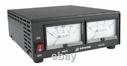 Astron SS-30M 30 Amp Switching Power Supply with Meters - 25 Amp Continuous