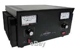 Astron VS-70M-AP Desktop Variable Voltage (2-15VDC) 70Amp Linear PSU with Meters