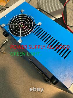 Base High Drive Linear Amplifier 4 X 2sc2879 With Power Supply 12.8 Vdc@100 Amps