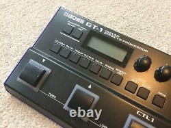 Boss GT-1 Multieffects With Amp Models FREE POWER SUPPLY