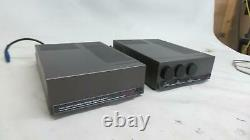CYRUS TWO integrated amp with internal phonostage and PSX power supply