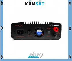 Cb Ham Radio Switching Power Supply LCD Ps30swv 30amp 9-15v 13.8vdc