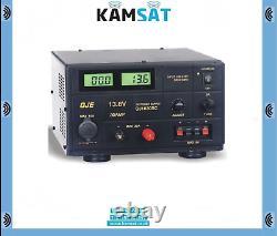 Cb Radio Ham Ssb Power Supply Qje Qj1830sb (30amp) 220v 13.8vdc 30a