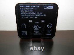 ColecoVision High-end 17 Watt 3.4 amp USB-C Power Supply