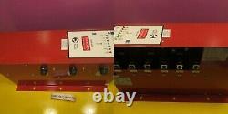 Control Concepts 3ph 480v 160 amp SCR Controller 3629C-V-480V-160A-0/20MA-IL168
