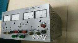 DISFRAME DAT-4303 LABORATORY TRIPLE POWER SUPPLY (2x 0-30V @ 0-3Amps & 5V 3A)
