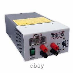 Digitrax New 2021 PS2012E 20 Amp Power Supply 13.8-23VDC Replaces PS2012