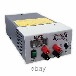 Digitrax Ps2012e 20amp Power Supply 13010