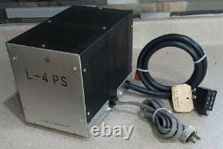 Drake L-4B Vintage Ham Radio Amplifier with Drake L-4PS Power Supply EXCELLENT amp