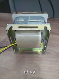 Duble choke for power supply tube amp. DIY