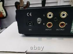 GRAHAM SLEE COMMUNICATOR GRAM AMP 2 Phono preamp M/M boxed with power supply