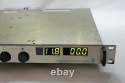 Glassman LV 40-25 (1KW) power supply 40v 25 Amps with IEEE interface see notes
