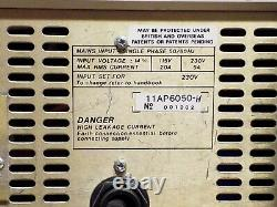 HITEK autoranging power supply max 63V and 53 amp AP6050 1kW Power