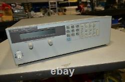 HP Agilent 6574A 60 Volt 35 Amp 2000 Watt Power Supply System