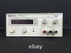 HP E3615A 20 Volt 3 Amp DC Power Supply(5328)
