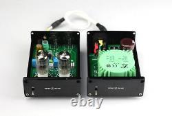Hifi MM RIAA Vacuum Tube Turntables Phono Pre-Amp + linear power supply L5-15