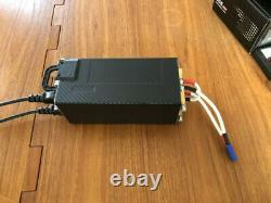 ICharger 406DUO With 24v 1500w 62amp Power Supply