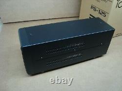 Icom Ps-125 DC Power Supply For Ic-756proiii Ic-746 Ic-718 13.8 VDC 25 Amp
