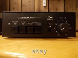 Ion Obelisk 3 Stereo Amplifier With Xpak 1 Power Supply, Nytech Naim Box Amp