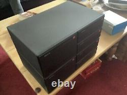 Ion Systems Nexus MA40 with TX750 Power supply. Mono power amps