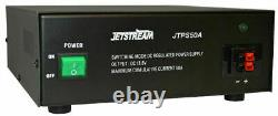 Jetstream JTPS50A 50 Amp 13.8 VDC Power Supply withAnderson Connectors + Posts