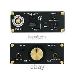 KAEI TAP-1 Full Balanced Headphone Tube Amp 4900MW + PSU-1 Hifi Power Supply tps