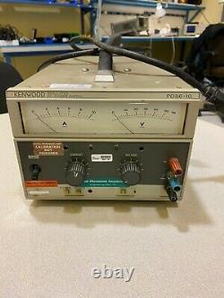Kenwood PD56-10D Adjustable DC Power Supply 56V 10 Amps
