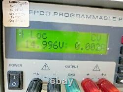 Kepco, ABC15-7DM, Programmable Power Supply, 0-15 Vdc, 0-7 Amp Output