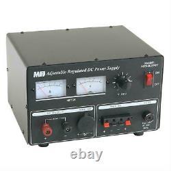 MFJ-4035MV Linear power supply, 1-14VDC, 35Amp With Meters Ham CB RADIO