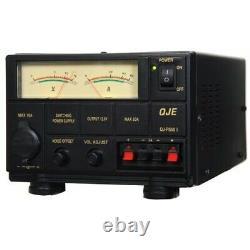 Maas Kpo Jetfon Sharman Sm-50ii Switch Mode 50 Amp Power Supply 9-15v 13.8v