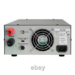 Manson 60AMP 1-15V DC Lightweight Power Supply Bench Top withLED Indicator Dark GY