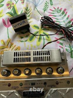 Mesa Boogie V-Twin Amp / Preamp Distortion Guitar Effect Pedal with Power Supply