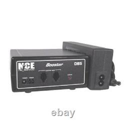 NCE 5240028 DB5 Booster 5 Amp of Power with Power Supply
