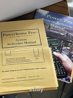 NCE Power Pro Digital Command System 5 Amp PH-PRO PLUS Power Supply