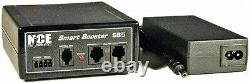 NCE SB5 Smart Booster 5-Amp System withPower Supply