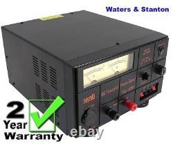 NEVADA PS40M 40 Amp Variable Voltage Ham Radio Power Supply