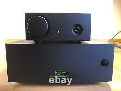Naim Headline-2 headphone amp and Naim Hicap-2 power supply