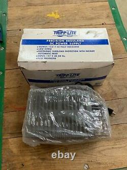 New In Box Tripp-lite 25amp Precision Regulated DC Power Supply Pr-25