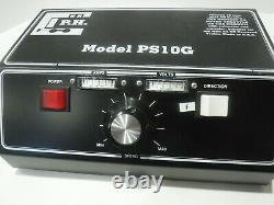 PH Hobbies Model PS10G Power Supply 10 Amp 200VA For use with NG Scale Trains