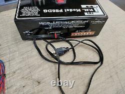 P. H. Hobbies Model Train PS6DG 6 Amp DC Throttle Dual Control Power Supply