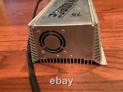 Pc-75 Power Supply 75 Amps 13.8 VDC Output 110 Vac Input